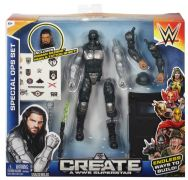 WWE Create-a-Superstar Deluxe Action Figure Roman Reigns Special Ops Set